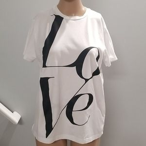 Michael Kors Love Logo Tee